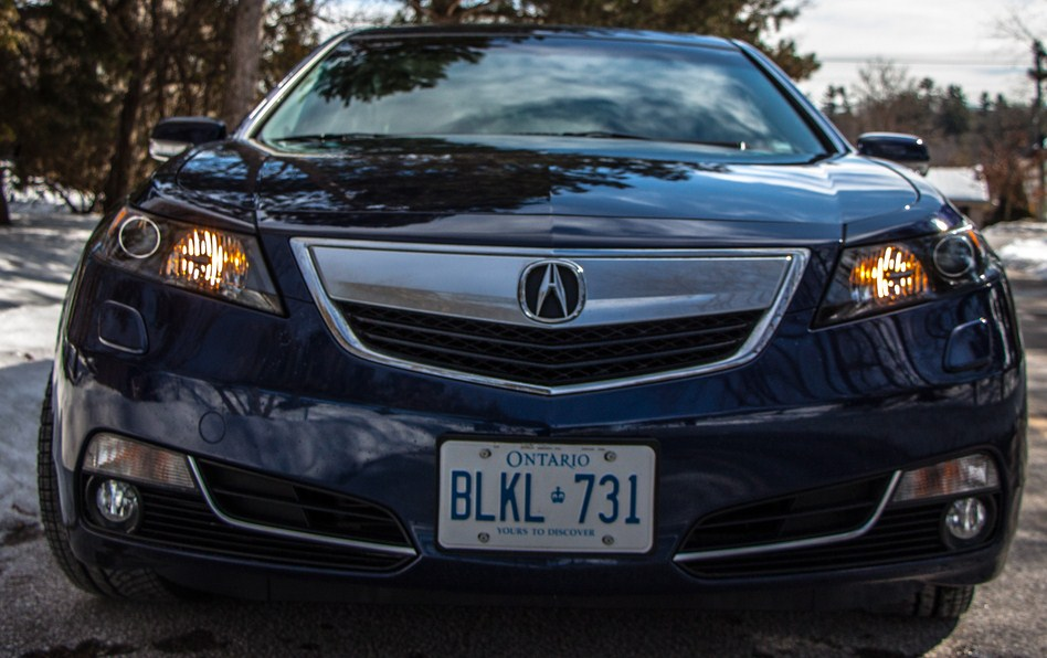 New 2016 Acura ILX Changes